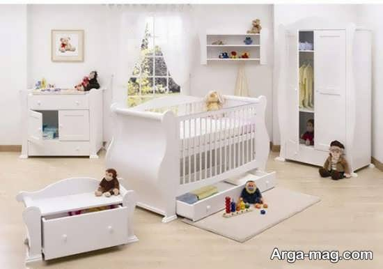 مدل تختخواب جدید کودک