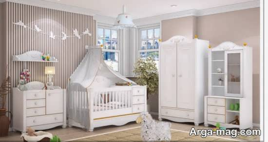 مدل تختخواب کودک مدرن