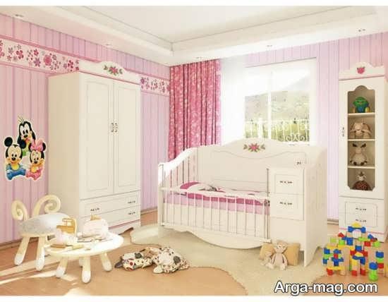 مدل تختخواب کودک فانتزی