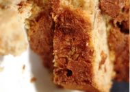 طرز تهیه کیک موز و دارچین