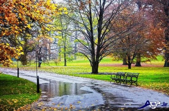 عکس های باران زیبا