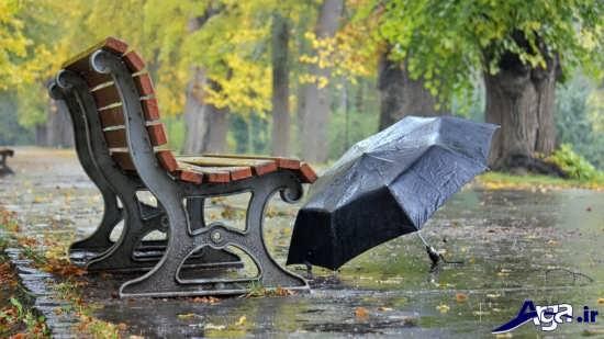 عکس های باران دیدنی