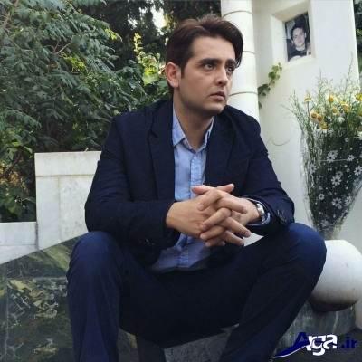 جدیدترین عکس امیر حسین آرمان