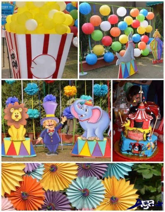 کاردستی های عروسکی برای جشن تولد