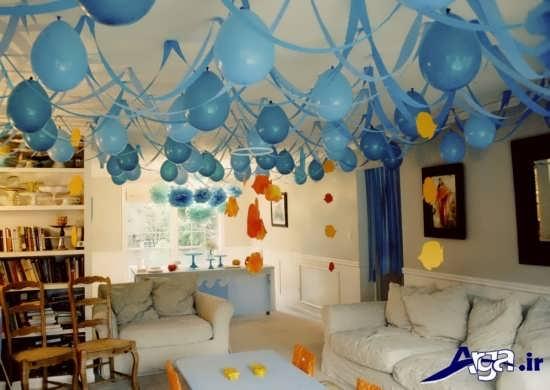 تزیین جشن تولد پسرانه با انواع ایده های جالب و متفاوت