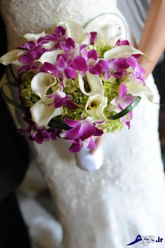 انواع دسته گلهای عروس