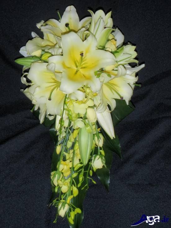 مدل دسته گلهای عروس