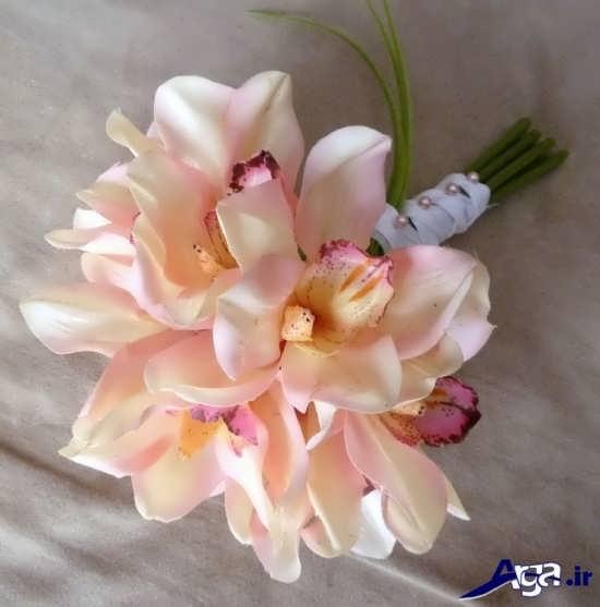دنیای متفاوت گلهای عروس