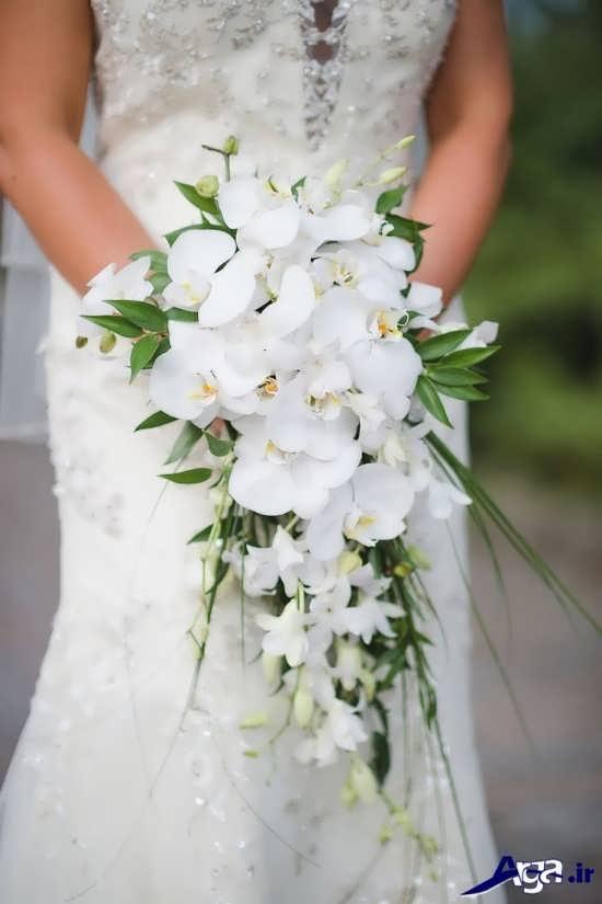 دسته گلهای جالب و جذاب برای عروسان