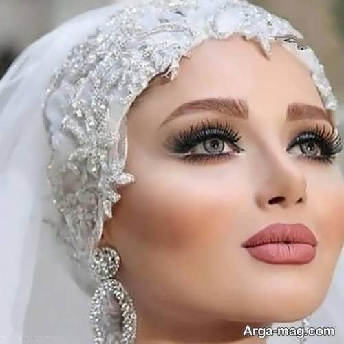 انواع مدل حجاب نوعروس