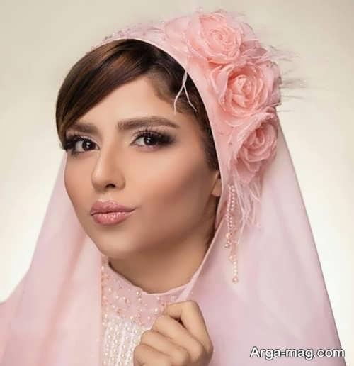 مدلهای زیبای حجاب عروس