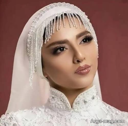 مدلهای حجاب عروس