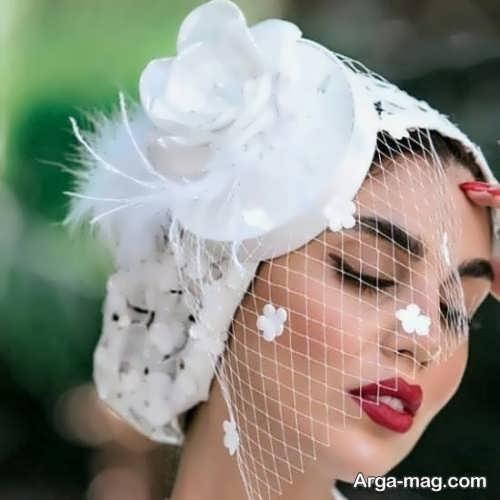شیک ترین مدلهای حجاب عروس