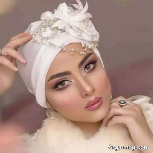 جدیدترین مدلهای حجاب عروس