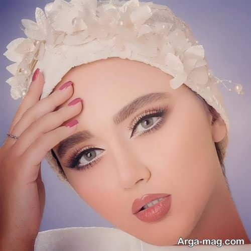 انواع مدلهای حجاب عروس