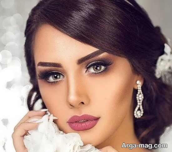 مدل گریم عروس ایرانی