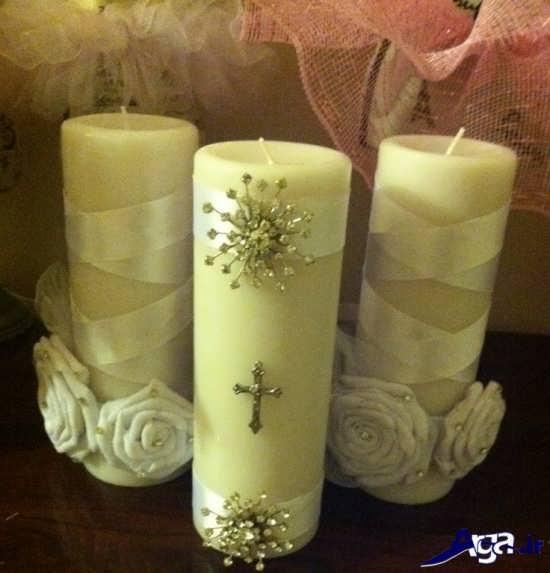 شمعهای تزیینی و زیبا