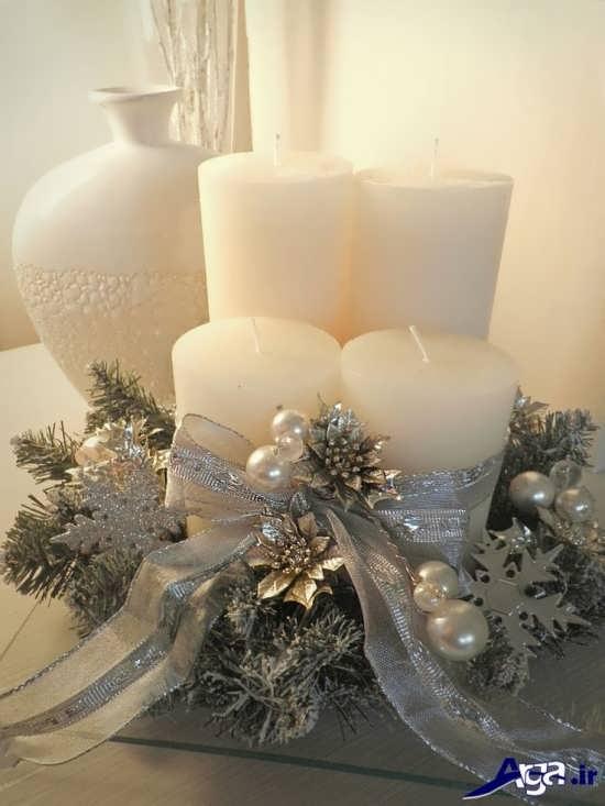 طرحهای زیبای فانتزی برای شمع