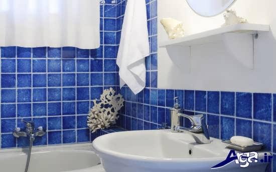 طراحی زیبا برای تزیین حمام و سرویس بهداشتی