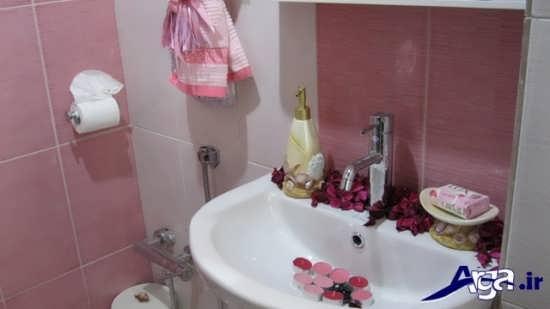 طراحی زیبا و شیک برایتزیین سرویس بهداشتی و حمام