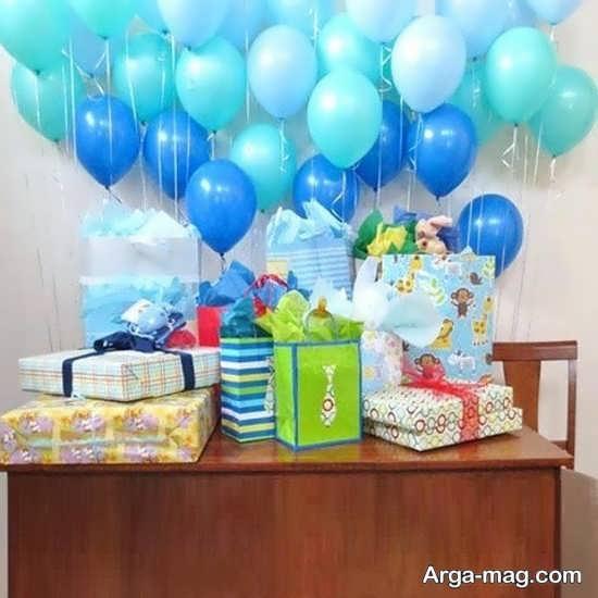 تزیینات جدید جشن تولد پسرانه