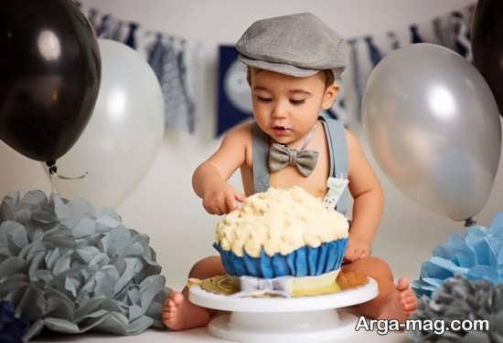 تزیین جشن تولد پسرانه کودک