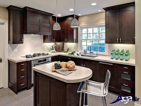 دکوراسیون خاص آشپزخانه های کوچک