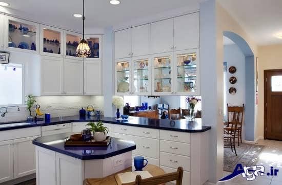 دکوراسیون مناسب آشپزخانه های کوچک