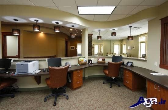 طراحی و دکوراسیون زیبا برای مطب دندانپزشکی