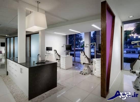زیباترین طرحهای داخلی برای مطب دندانپزشکی