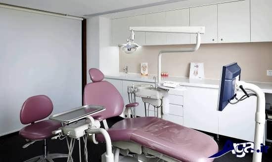دکوراسیون مطب پزشکی با طرحهای جدید