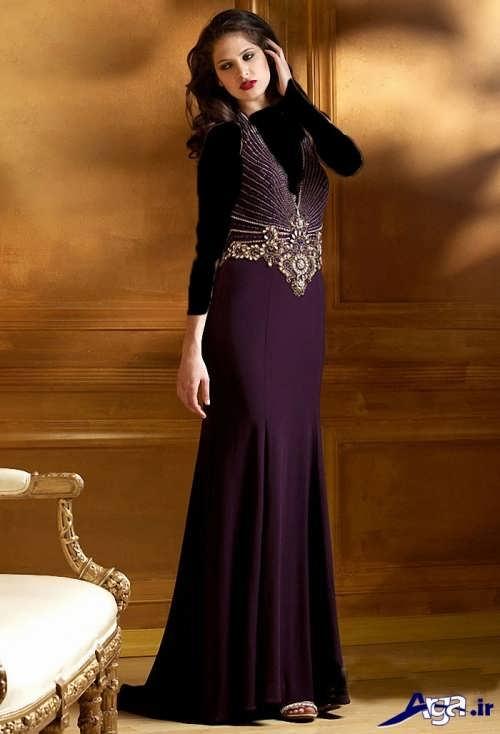 مدل لباس شب ریون