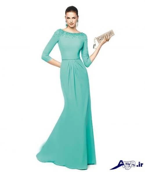 مدل لباس ریون مجلسی