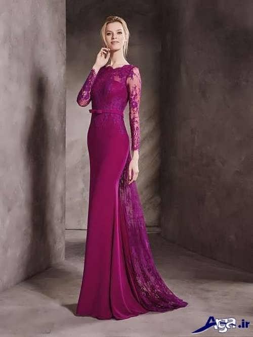 مدل لباس شب ریون و زیبا