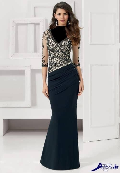 مدل لباس کار شده ریون