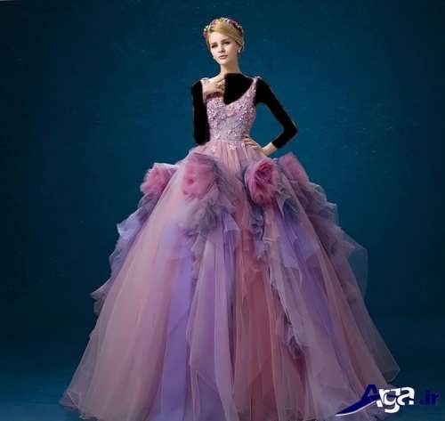مدل لباس کار شده فانتزی