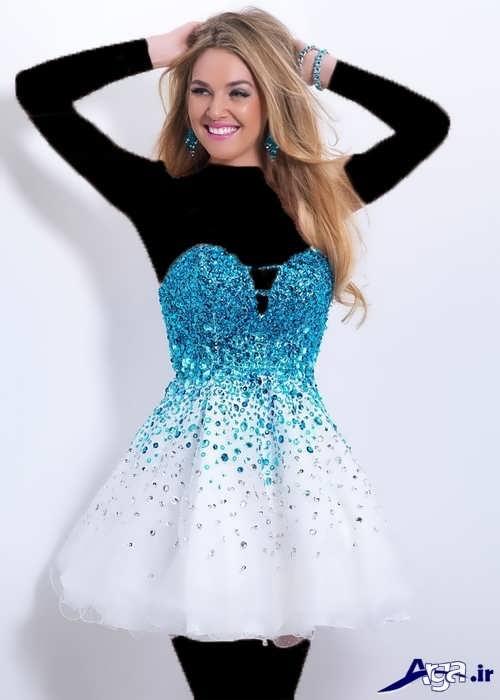 مدل لباس پرنسسی فانتزی