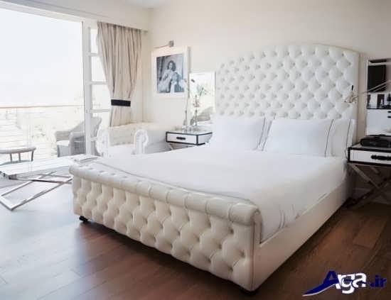 فنگ شویی رنگ سفید در اتاق خواب