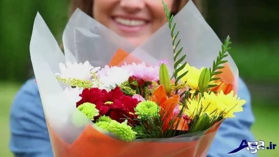 عکس+گل+دادن+به+همسر