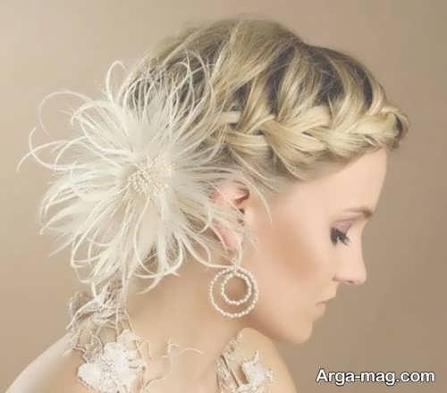 مدل زیبای موی جلوی سر