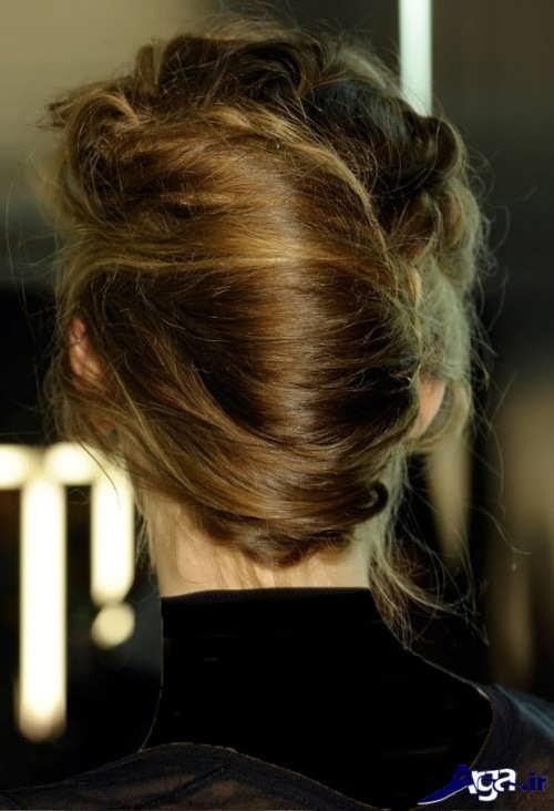 مدل موی دخترانه بسته