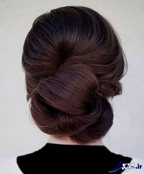 مدل موی بسته دخترانه شیک و جدید