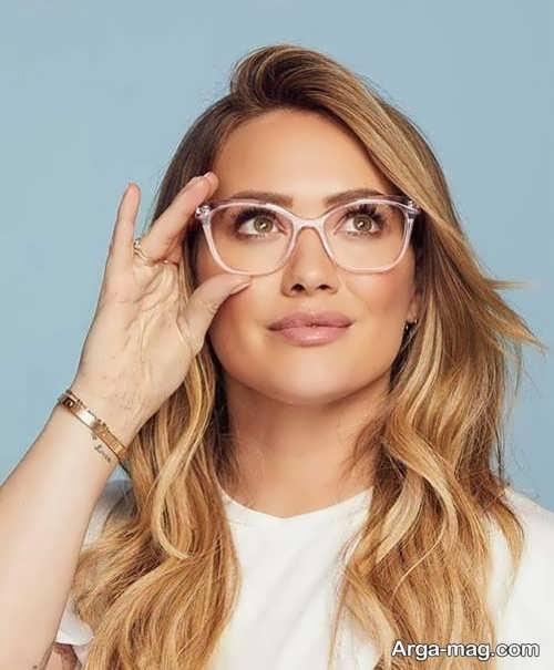 مدل عینک طبی زنانه