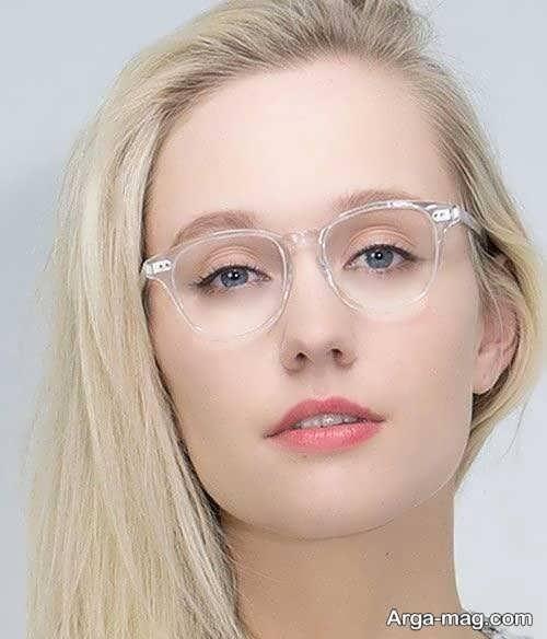 مدل خاص عینک طبی دختران