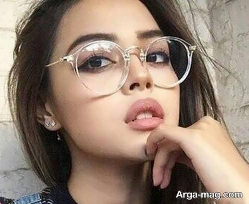 جدیدترین مدل عینک طبی دخترانه