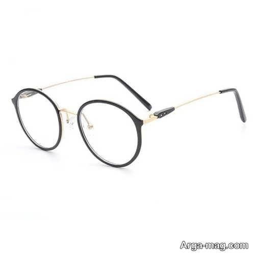 تصاویری از عینک طبی دختران