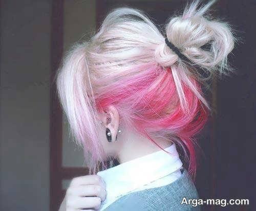 رنگ موی دخترانه ایده آل