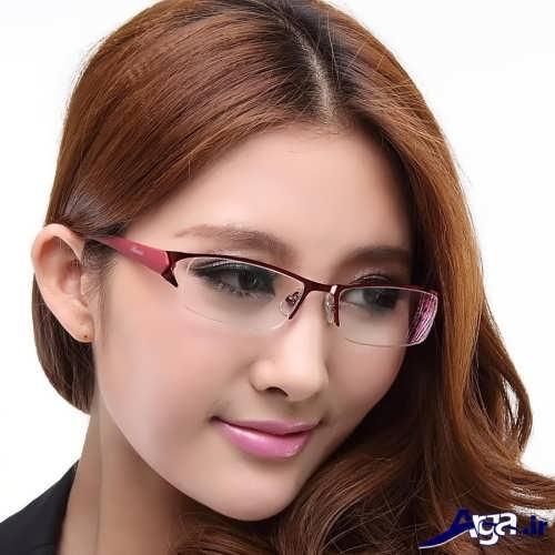 مدل عینک دخترانه طبی