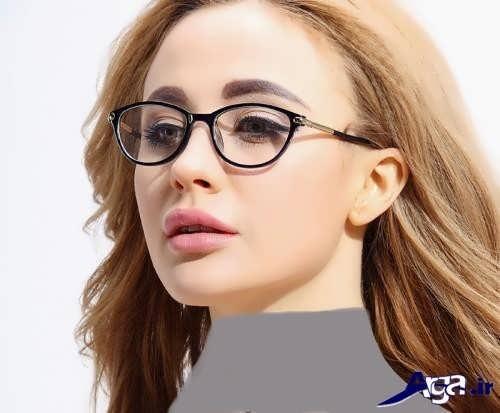 مدل عینک طبی دخترانه زیبا و جذاب
