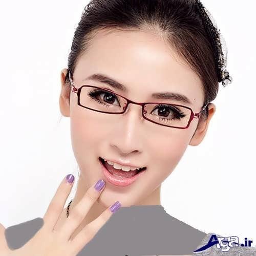 عینک دخترانه طبی